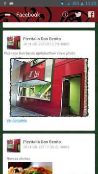 Pizzitalia apk screenshot