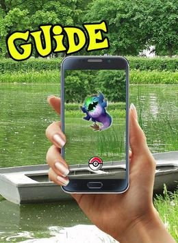 Guide for Pokemon Go FREE poster
