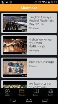 DanceZone apk screenshot