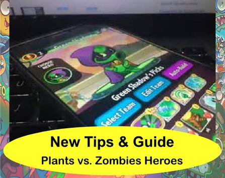 Tip And Plants vs Zombies Hero poster