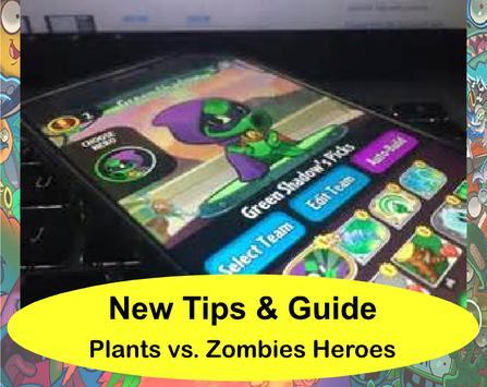 Tip And Plants vs Zombies Hero apk screenshot