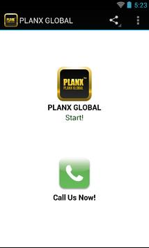 PLANX GLOBAL apk screenshot