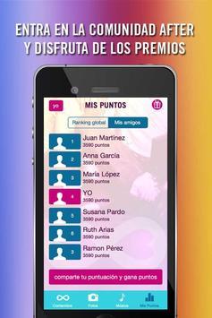 Serie AFTER apk screenshot