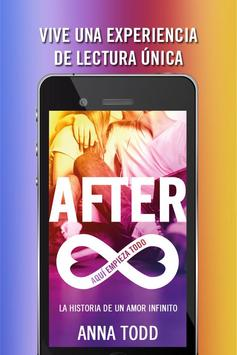 Serie AFTER poster