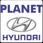 Planet Hyundai icon