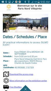 SILMO 2015 apk screenshot
