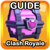 Guide and Cheats Clash Royale icon