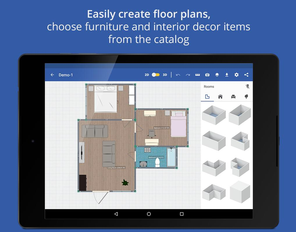 Home planner for ikea apk download free productivity app for Planner cucina gratis
