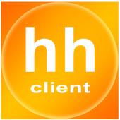 Поиск работы на HeadHunter icon