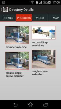Plastic Industries Directory apk screenshot