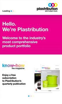 Plastribution poster