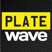 Platewave icon
