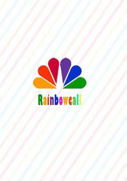 Rainbowcall poster