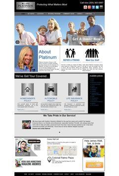Platinum Insurance Group apk screenshot