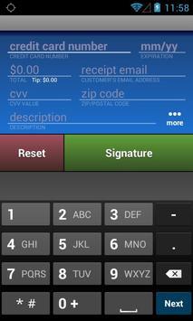 Platinum Mobile – Credit Card poster