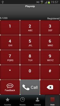 PlayVoip apk screenshot