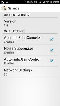 PlayVoyp Dialer apk screenshot