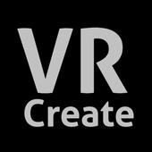 VR CREATE icon