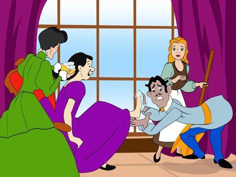 Cinderella apk screenshot