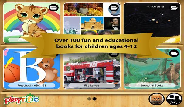 Playrific Interactive Kidbooks poster