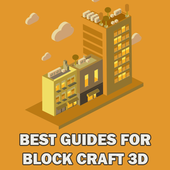Guides for Block Craft 3D icon