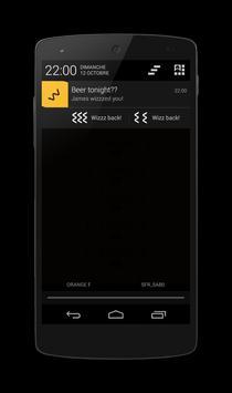 Wizz - Vibrations messenger apk screenshot