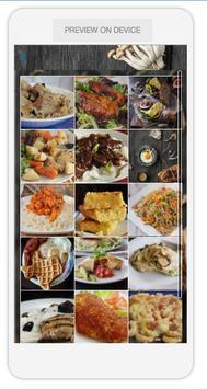 european food apk screenshot