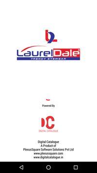 Laurel Dale Eyewear poster