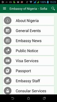 AEW African Embassies World... apk screenshot
