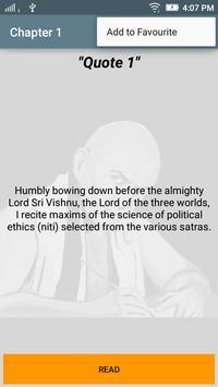 Chanakya Neeti apk screenshot