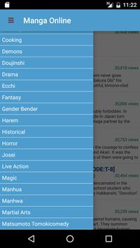 Manga Online apk screenshot