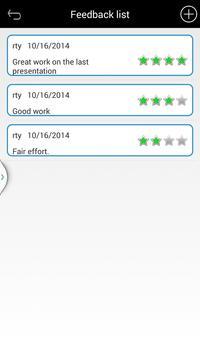 Performance management engager apk screenshot