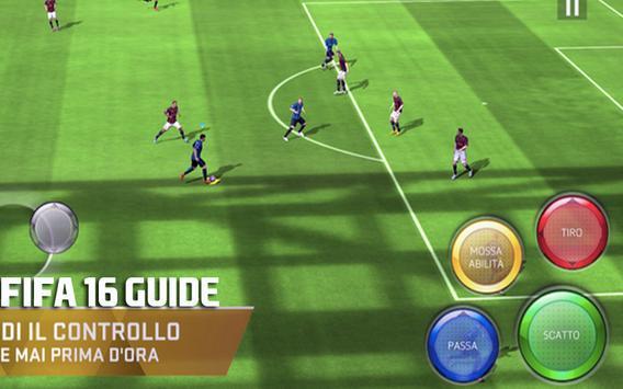 Guide For FIFA 16 apk screenshot