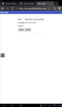 HDFC REALTY LEAF apk screenshot