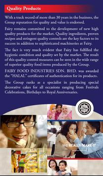 Fairy Food Industries apk screenshot