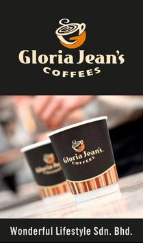 Gloria Jean's Coffees poster