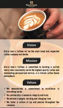 Gloria Jean's Coffees apk screenshot