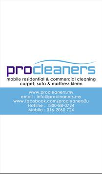 procleaners poster