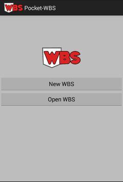 Pocket-WBS poster
