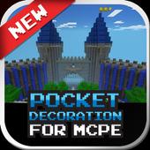 Pocket Decoration Mod icon