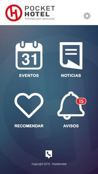 PocketHotel apk screenshot