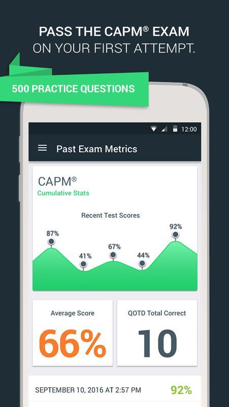 Capm 174 Exam Prep 2017 Edition Apk Download Free Education