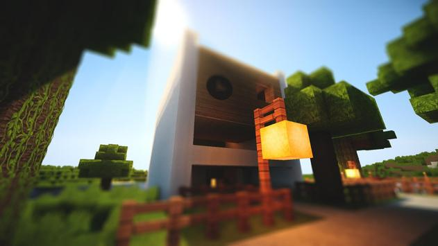 Build Minecraft House Tutotial apk screenshot