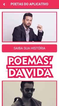 Poemas da Vida v2 apk screenshot