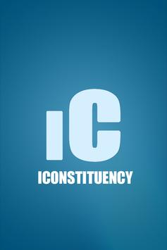 iConstituency Canvassing poster