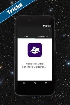 New Poke Go Tricks apk screenshot