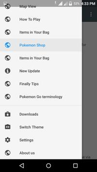 Complete Guide for Pokemon Go apk screenshot