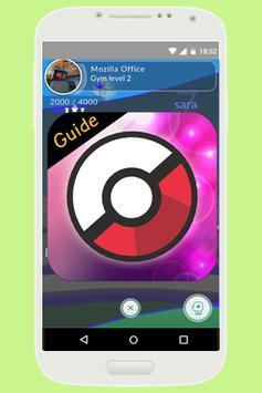 Best Pokemon Go Nearby Tips apk screenshot