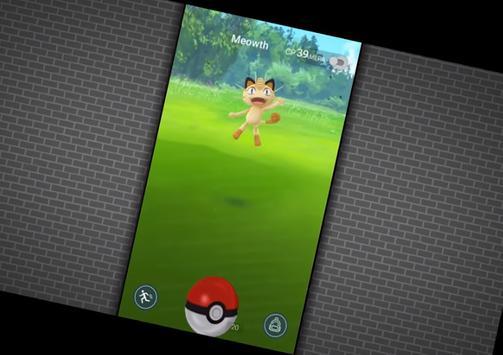 Pocket Guide for Pokemon GO poster