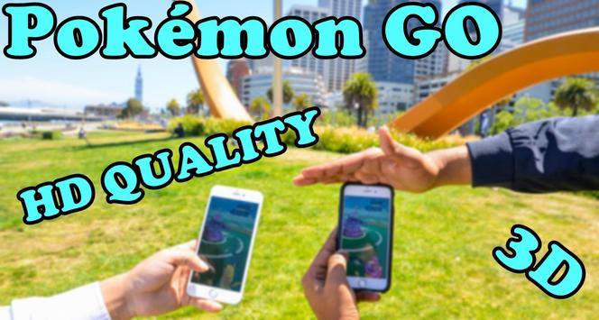 Install For Pokémon GO - 3D apk screenshot